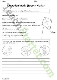 punctuation worksheet pack lower primary teaching resource