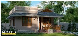 Kerala Home Design Facebook by Low Budget Beautiful Kerala House Designs At 1195 Sq Ft