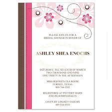 Do It Yourself Wedding Invitation Kits Pink U0026 Brown Wedding Invitation Kit Crystal Fuschia Diy