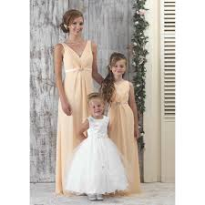 matching wedding dresses linzi en339 bridesmaid dress the dressy dress shop