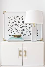 Coolest Table Lamp Diy Marble Table Lamp The Everygirl