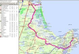 Boston Commuter Rail Map by Car Free Bike Trips