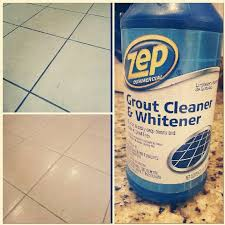 Grout Cleaning Machine Rental Zep Grout Cleaner And Whitener Works Great The Proof Is On My