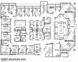 Contemporary Open Floor Plans Open Floor Plan Home Office