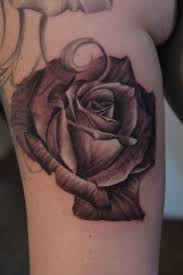 realistic rose tattoo hollywoodstarstattoo u0027s blog