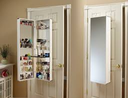 wall mirror jewelry cabinet wall mount jewelry armoire 8 best organizer cabinets 2018