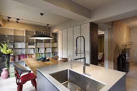 Modern Office Space Ideas Office Space By Day Cozy Home By Night Exquisite Taipei Studio