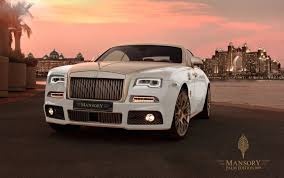 rolls royce phantom gold mansory palm edition 999 rolls royce wraith adds gold u0026 power