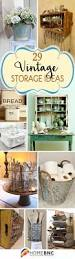 best 25 vintage storage ideas on pinterest vintage farmhouse
