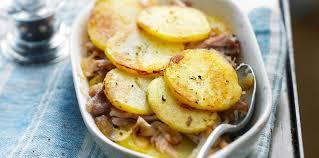 comment cuisiner du blanc de poulet gratin de pommes de terre au poulet facile et pas cher recette
