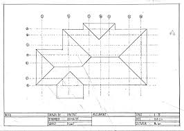 assignment 4 multi view drawing u2013 plan u2013 vincentlunia