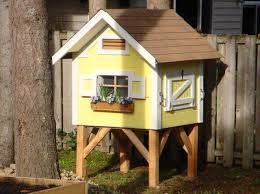 Building Backyard Chicken Coop 8 Diy Cute And Functional Small Chicken Coop Plans
