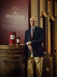 david cox david cox talks about the macallan rare cask luxury insider