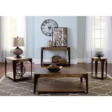 End Table With Shelves by Rectangular End Table With Shelf By Liberty Furniture Wolf And