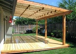 Wooden Outdoor Patio Furniture by Wood Patios Designs U2013 Smashingplates Us