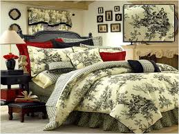 French Toile Bedding Classic Impression By French Toile Bedding Atzine Com