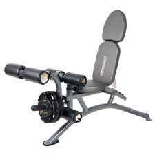 Adjustable Workout Bench Flat Incline Decline Bench Body Solid Sid 50g Insportline