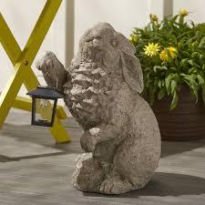 decorative rabbits wayfair