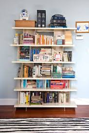 small office open wall shelves set office pinterest small