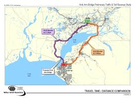 Eagle River Alaska Map by Knik Bridge Facts