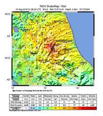 Terremoto del Centro Italia del 2016 e del 2017