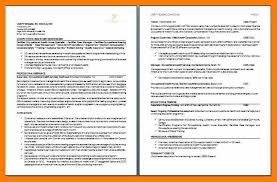 Examples Of 2 Page Resumes by 5 Two Page Resume Examples Hostess Resume