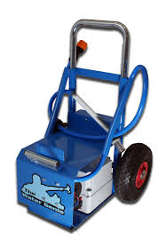 professional window cleaning equipment genie window cleaning trolley for water fed pole