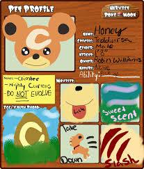 Honey Meme - hpm pet meme honey teddiursa by otapotato on deviantart