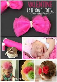 how to make a hair bow easy hair bow tutorial by just between friends the 36th