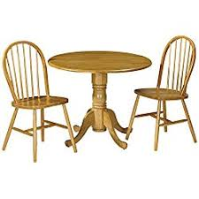 Pine Drop Leaf Table Pine Drop Leaf Table And Chairs Space Saving Furniture