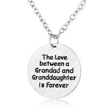and granddaughter necklace 2017 family heart sis dog tag paw