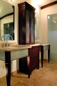 Small Bathroom Storage Cabinets by 18 Savvy Bathroom Vanity Storage Ideas Hgtv