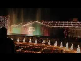 christmas lights by david grinney winterhaven 2011 tucson az