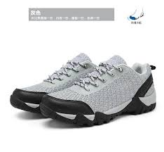 the latest 4 color low cut hiking shoes wear resistant and