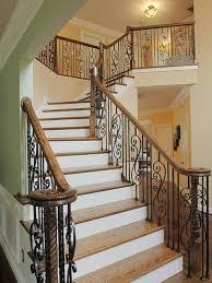 97 stair railing ideas stair railing kits green glass rail