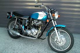 sold triumph tiger 650cc solo motorcycle auctions lot 2 shannons