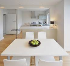 White Modern Dining Room Sets Kitchen High Top Kitchen Tables Cool Dining Room Tables Modern