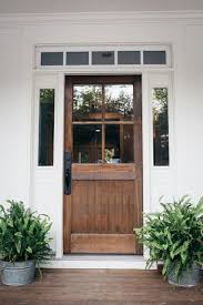 wood and glass exterior doors best 25 stained front door ideas on pinterest entry doors