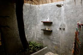 outdoor bathroom designs tropical outdoor shower and bathroom bathroom tropical outdoor