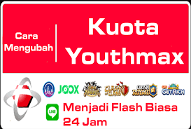 cara mengubah kuota youthmax menjadi kuota biasa cara mengubah kuota youthmax menjadi kuota flash biasa 24 jam