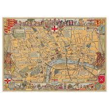 map paper map of luxury wrapping paper national gallery shop