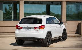 2017 mitsubishi outlander sport brown 2017 mitsubishi outlander sport in depth model review car and