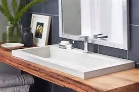 rustic wooden bathroom vanity cabinet sink ideas teak wood framed