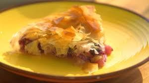 tf1 cuisine laurent mariotte moelleux aux pommes recette de tourtière aux pommes et aux myrtilles petits plats en