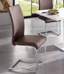 Esszimmerstuhl Palermo Stühle Schwingstühle Braun 1 Pack U003d 6 Stück Yourhome Jetzt