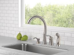 delta bellini kitchen faucet bellini kitchen collection delta faucet