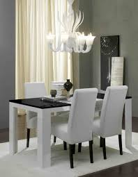 kitchen white dining room chairs contemporary outdoor sets with