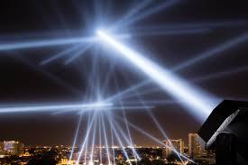 Batman Lights Rafael Lozano Hemmer U0027s U0027open Air U0027 Project Lights The Philadelphia