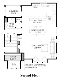Great Room Plans Timber Creek The Bungalows The Lincoln Wa Home Design