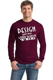 design your own sleeve t shirt gear